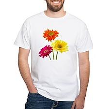 Daisy Gerbera Flowers Shirt