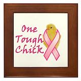 Breast cancer Framed Tiles