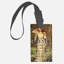 Freyja Luggage Tag
