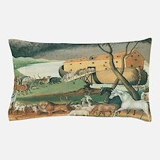 Noah's Ark by Edward Hicks Pillow Case