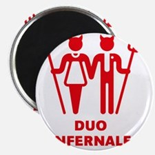 Duo Infernale Magnet
