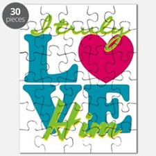 I Truly Love Him Puzzle