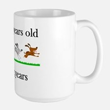 90 birthday dog years 1 Mug