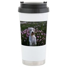 Sealy Sit Flowers Travel Mug