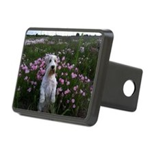 Sealy Sit Flowers Hitch Cover