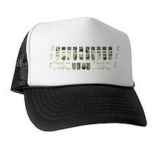 keep_on_talking_mug Trucker Hat