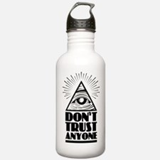 Illuminati Pyramid Don Water Bottle