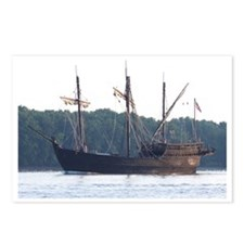 Nina and the Pinta Postcards (Package of 8)
