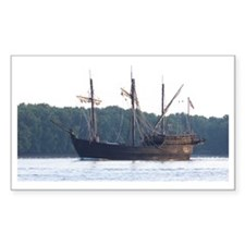 Nina and the Pinta Decal