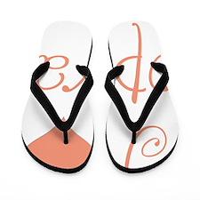 I Love Opera Flip Flops