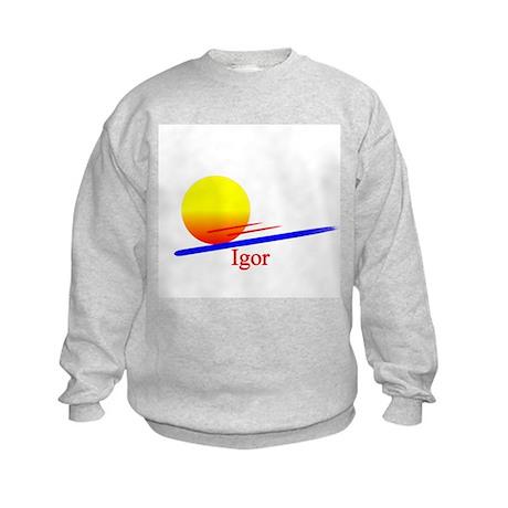 Igor Kids Sweatshirt
