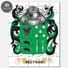 Beltran Coat of Arms Puzzle