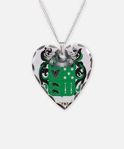 Beltran Coat of Arms Necklace