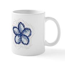 Wrap Plumeria Mug