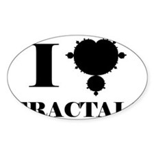 fractalsrectangle Decal