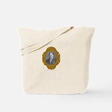 William Taft White Tote Bag