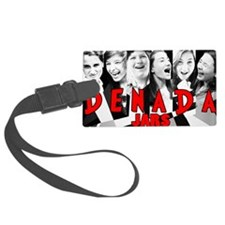 DeNada Jars Luggage Tag