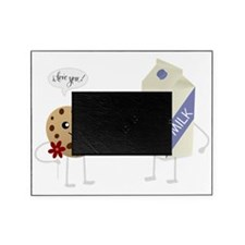 Cute Love - Milk and Cookie Picture Frame