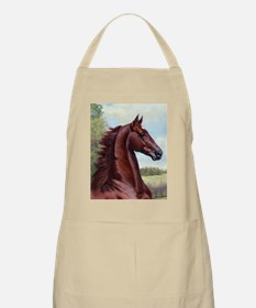The Prince by Jeanne Newton Schoborg Apron