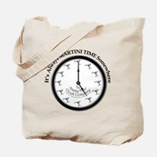 AlwaysMartiniTime Tote Bag