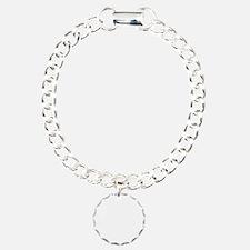 Eat Sleep Rave Repeat Charm Bracelet, One Charm