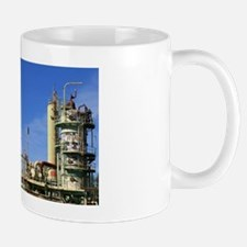 Oil Refinery Mug