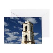 Ojai Tower Greeting Card
