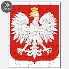 Polish Eagle Puzzle