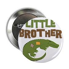 """Little Bro Crocodile 2.25"""" Button"""