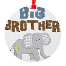 Big Bro Elephant Ornament
