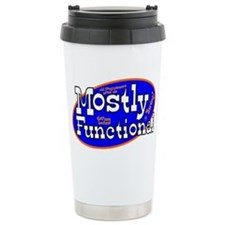 Mostly Functional Travel Mug