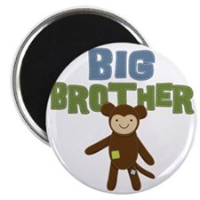 Big Bro Monkey Magnet