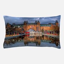 I Heart Amsterdam Pillow Case
