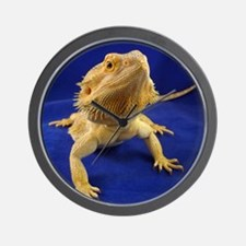 Bearded Dragon Wall Clock