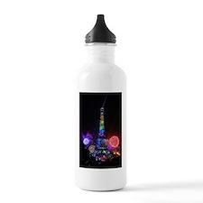 Eiffel Tower Bastille  Water Bottle