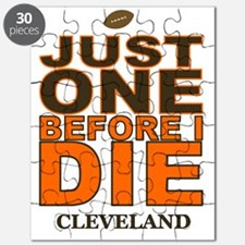 Just One Before I Die Cleveland Puzzle