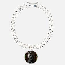 Egyptian Mau Cat Christm Bracelet