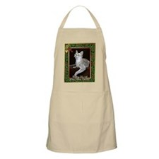 Singapura Cat Christmas Apron