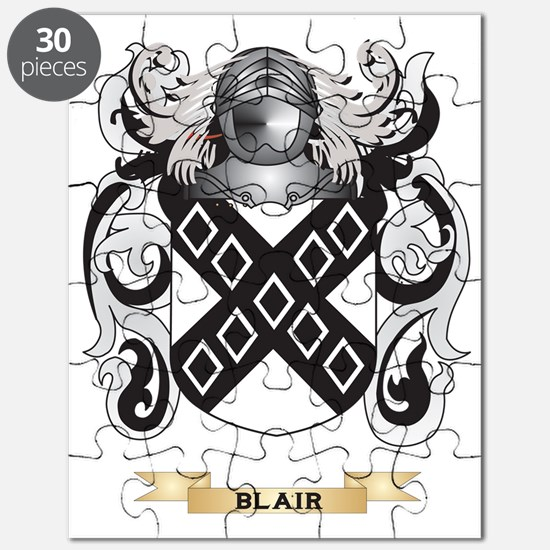 Blair Coat of Arms Puzzle