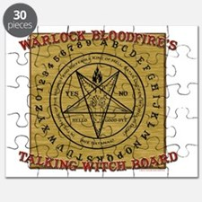Talking Witch Board Puzzle