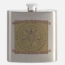 Talking Witch Board Flask