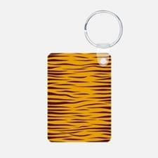 trendy tiger stripes anima Keychains