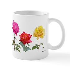 Multi Colored Roses Mug