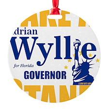 Adrian Wyllie Ornament