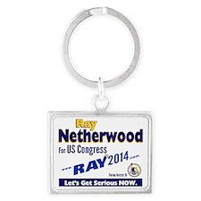 Ray Netherwood Landscape Keychain