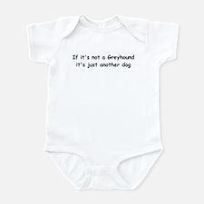 Not a Greyhound? Infant Bodysuit