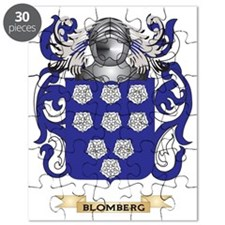 Blomberg Coat of Arms Puzzle