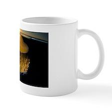 Jellyfish at sunrise Mug