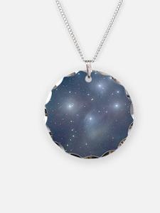 Cosmic Pleiades Necklace