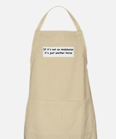 Not an Andalusian? BBQ Apron
